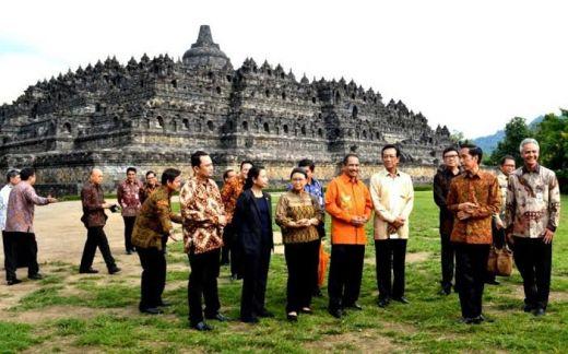 Destinasi Borobudur Jadi Centrum <em> Events</em> Pariwisata 2017