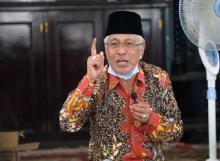 GG PAN kembali Minta Revisi UU Pemilu TidakDilanjutkan