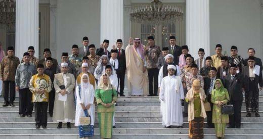 Ini Beberapa Hal yang Disampaikan Para Ulama saat Bertemu Raja Salman
