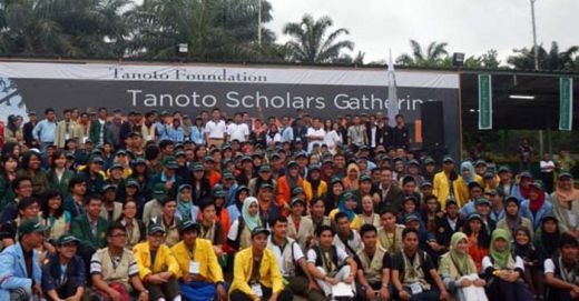 Kabar Gembira... Nih Ada Program Beasiswa untuk Mahasiswa S1 dan S2 dari Tanoto Foundation