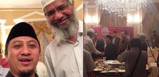 Dr Zakir Naik Sampaikan Salam untuk Seluruh Umat Islam Indonesia