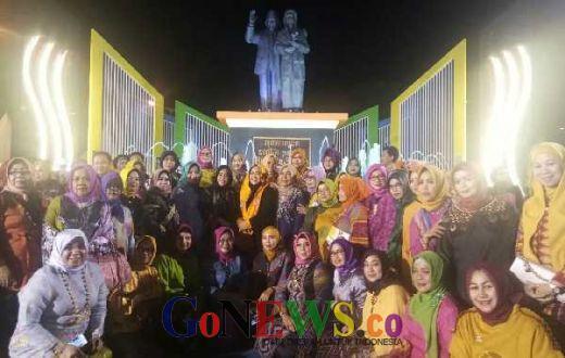 Kata Liestiaty F. Nurdin, Erna Rasyid Taufan Sudah Layak Berkiprah di Kancah Nasional