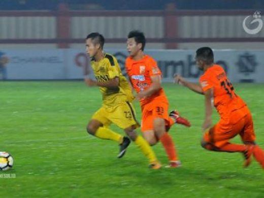Semen Padang Tak Minder Hadapi Bhayangkara FC