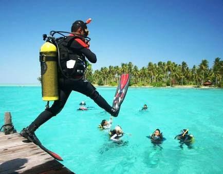 Jurus Fam Trip Bakal Goda Diving Operator, Media Malaysia dan Singapura