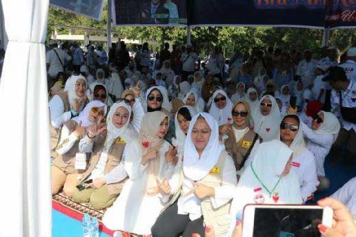 Hadir di Bogor Bermunajat, Mamiek Soeharto: Indonesia Akan Jadi Negara Adil Makmur