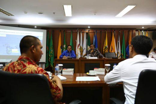 Komite II DPD RI Kritisi Pasokan Listrik di Kepri