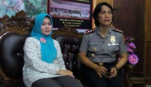Polda Sumbar Bantah Pencopotan Kapolres Solok Kota Gara Persekusi dr Fiera