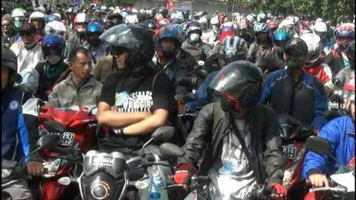 Asik Coy...Kemenhub-BUMN-Swasta Sediakan Mudik Gratis dan Siap Angkut 48.340 Sepeda Motor