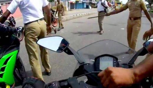 Istri Tewas di Jalan Saat Dibonceng Suami Gara-gara Polisi Cabut Kunci Motor