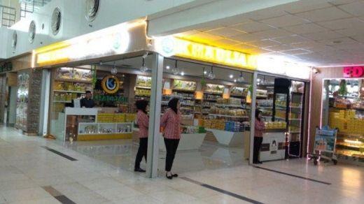 Penumpang Pesawat Sepi, Pengusaha Oleh-Oleh di Kualanamu Terancam Gulung Tikar