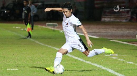 Andik Rendika Fokus Untuk Madura United FC