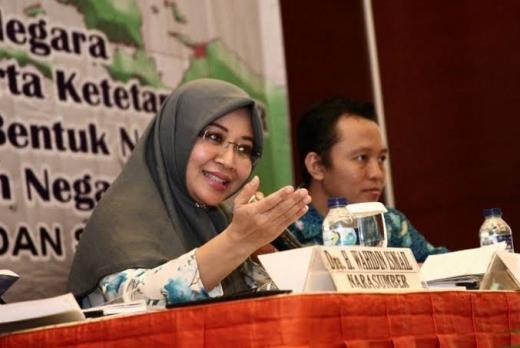 Survei Indometer: 34 Nama Potensial ke Nasional, dari Riau Muncul Nama Instiawati Ayus