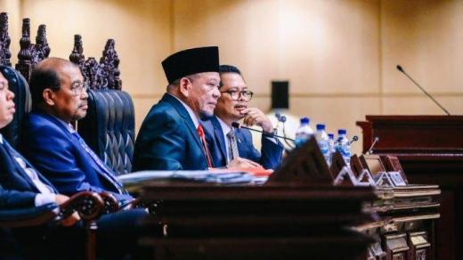 Senator Ramai-ramai Tolak Pilkada Desember, DPD Lebih Tahu Kondisi Daerahnya
