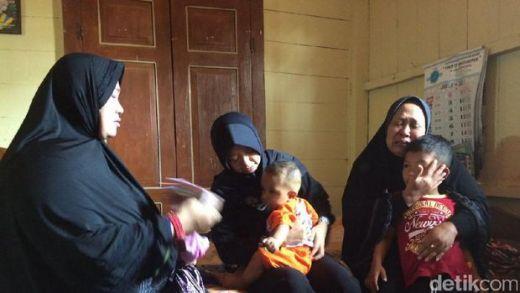Helikopter Basarnas Jatuh, Tangis Haru Istri Ceritakan Pesan Afandi untuk Anaknya yang Berusia 6 Bulan