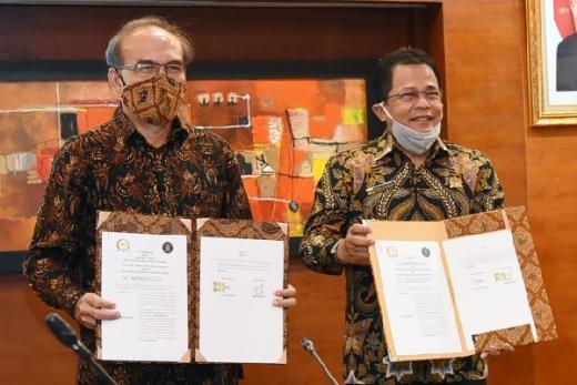 Tingkatkan Keamanan Siber, DPR Jalin Kerjasama dengan BSSN
