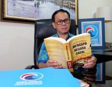 Gelora: DPR Kehilangan Orientasi dengan Pertahankan RUU HIP di Prolegnas