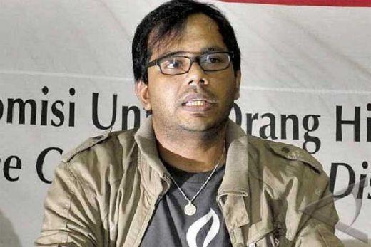 Dijadikan Tersangka Atas Dugaan Pencemaran Nama Baik, Harris Azhar Mengaku Belum Tahu