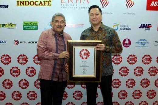 GT Radial Kembali Raih Penghargaan Indonesia Original Brand 2019