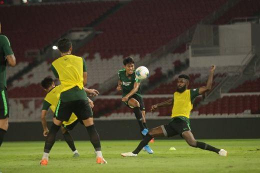 Timnas Indonesia Terus Asah Permainan
