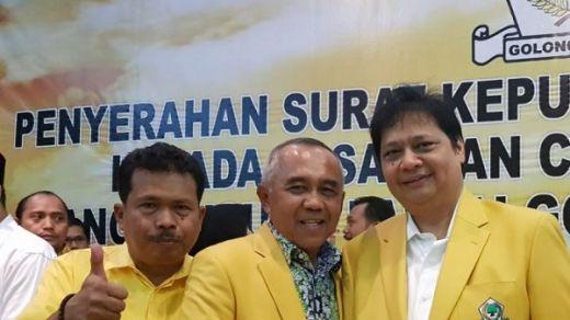 Ogah Pilih Bamsoet, Golkar se-Provinsi Riau Deklarasi Menangkan Airlangga di Munas