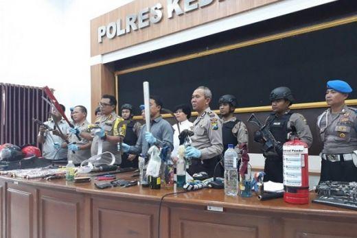 Rawan Bentrok Suporter, Polisi Evaluasi Pertandingan Sepakbola di Kediri