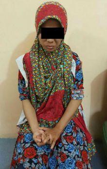 Pura-pura Belanja, Wanita Berkerudung Ini Malah Melakukan Hal Tak Terduga Hingga Diuber Polisi