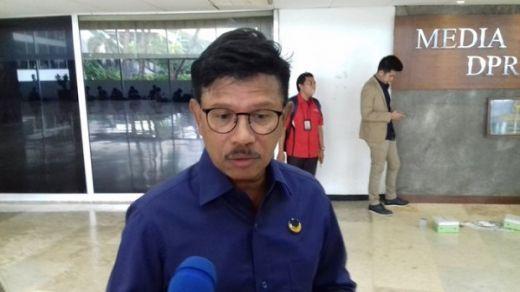 Nasdem Berharap Bamsoet Terpilih Aklamasi Sebagai Ketua MPR