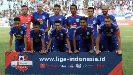Laga PSIS Jamu Bali United FC Ditunda