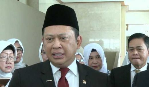 Aklamasi, Sidang MPR Tetapkan Bamsoet jadi Ketua MPR RI 2019-2024