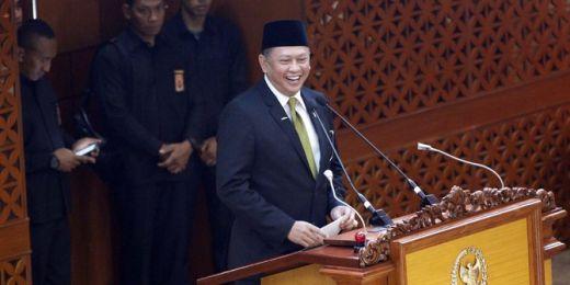 Gerindra Ngalah, Bamsoet Sah jadi Ketua MPR RI 2019-2024