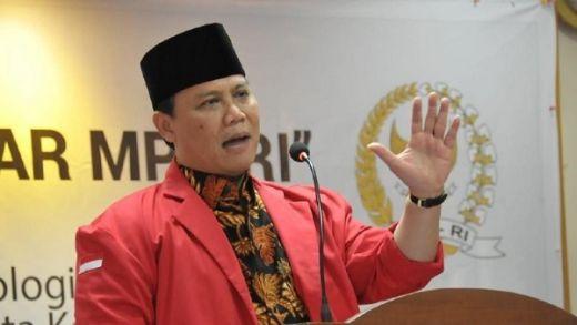 PDIP Dukung Bamsoet Jadi Ketua MPR
