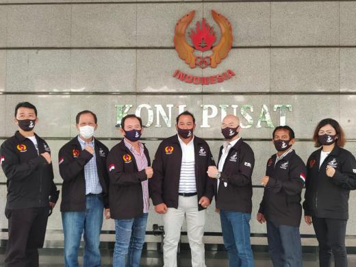 Dukung Program KASAD, PP PBFI Berharap Muncul Atlet Binaraga dari TNI