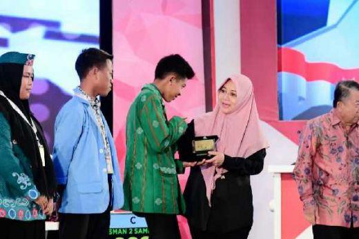 Libatkan SMAN Seluruh Indonesia, Intsiawati Ayus: LCC Harus Diteruskan