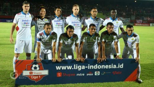 Dua Pemain Persib Alami Cedera Usai Kalahkan Kalteng Putra FC