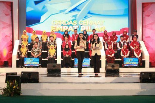 Tiga Sekolah Lolos Grand Final Nasional LCC Empat Pilar MPR 2019
