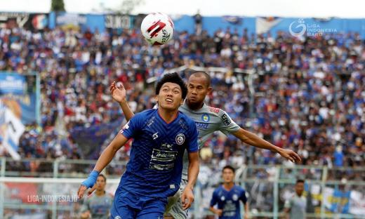 GM Arema FC Beri Kabar Soal Pemain Pinjaman