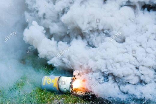 Bukan Bom, Ledakan di Monas Bersumber dari Granat Asap, Polisi Lanjutkan Penyelidikan