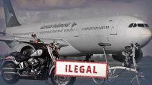 Terungkap! Ini Pemilik Harley & Brompton Ilegal yang Diangkut Pesawat Garuda