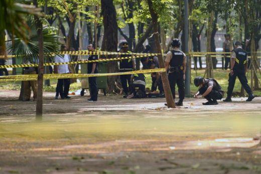 Ini 4 Fakta Ledakan Granat Asap di Monas yang Bikin Geger Warga Jakarta