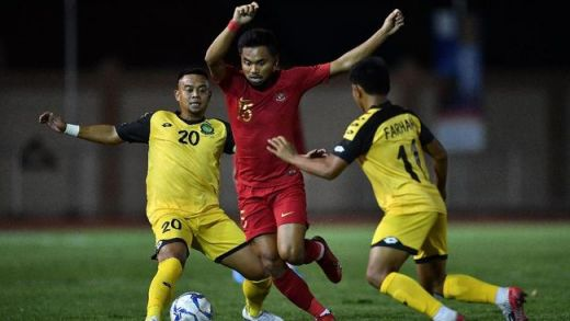 Pesta 8 Gol ke Gawang Brunai, Peluang Timnas Indonesia ke Semifinal Terbuka Lebar