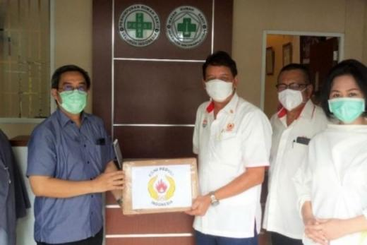 AC Kantor KONI Pusat Dipadamkan, Ade Lukman: Mohon Presiden Turun Tangan