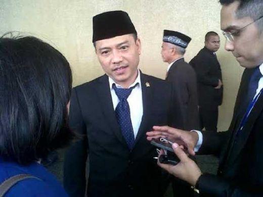 Jika Ahmad Dhani, Giring dan Ifan Seventeen Lolos ke Senayan, Anang Minta RUU Permusikan Bisa Tuntas