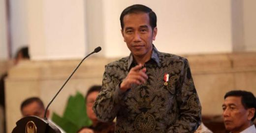 Ternyata Suara Jokowi Meninggi saat Lihat Kelakuan Ahok pada Ketua MUI Maruf Amin di Sidang