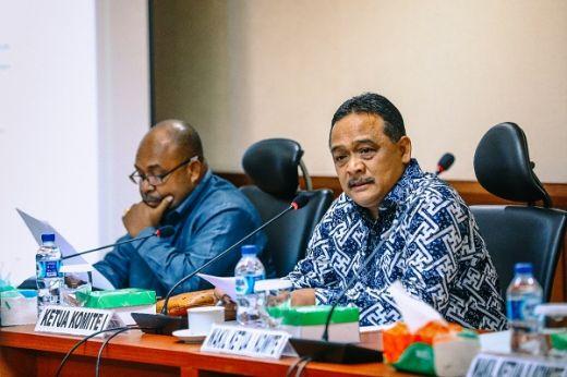 Komite I DPD RI Bahas Kasus Tindak Lanjut Ganti Rugi Tanah di Bolaang Mongondow