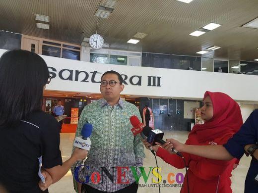 Bongkar Kejanggalan Penahanan Ahmad Dhani, Fadli Zon Sambangi Pengadilan Tinggi DKI