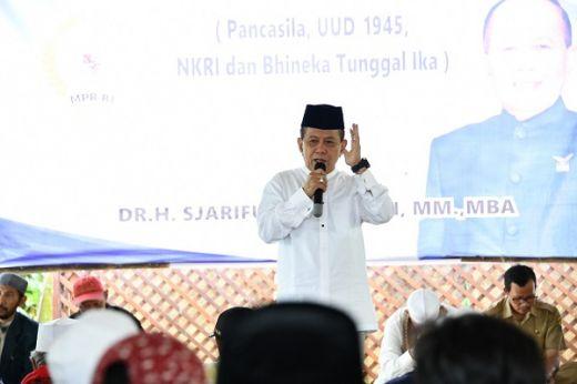 Syarief Hasan: Pancasila Adalah Manifestasi Hidup Berbangsa dan Bernegara Rakyat Indonesia