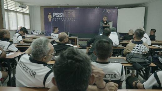 PSSI Kembali Adakan Kursus Kepelatihan Lisensi A Pro