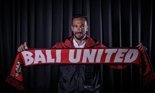 Diego Assis Senang Jadi Bagian Bali United FC