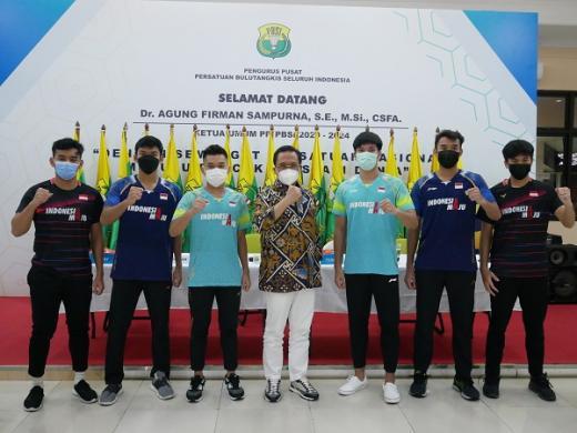 PP PBSI Usahakan Atlet Pelatnas Dapat Vaksin di Gelombang Awal