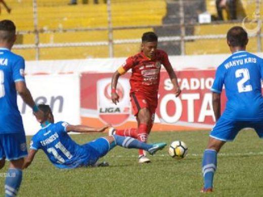 Semen Padang FC Putuskan Tidak Kontrak Striker Prancis